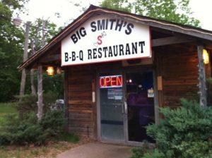 Big Smith's BBQ - Sulphur Springs, Texas