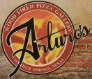 Arturo's Wood Fired Pizza, Sulphur Springs, Texas