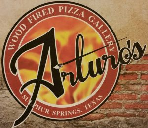 Arturo's Wood Fired Pizza, Sulphur Springs, Texas